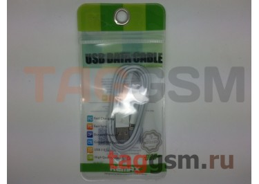 USB для iPhone 5 / iPad4 / iPad Mini / iPod Nano (блистер) белый, REMAX