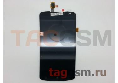 Дисплей для Lenovo S920 + тачскрин (черный)