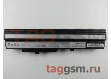 АКБ для ноутбука MSI WIND / WIND12 U90 / U100 / U115 / U120 / U123 / U205 / U210 / U223 / U250 / U270 (TYPE: BTY-S11, BTY-S12, BTY-S13) 11,1V 5200mAh, черный