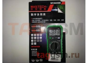 Мультиметр Mastech MY64
