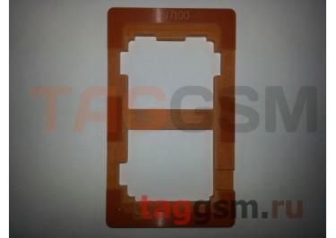 Форма для склеивания дисплея и тачскрина Samsung N7100