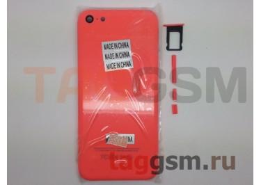 Задняя крышка для iPhone 5C (розовый), ориг