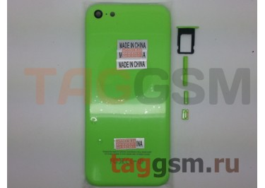 Задняя крышка для iPhone 5C (зеленый), ориг