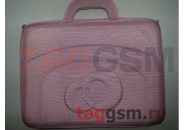 Сумка для ноутбука 15 дюймов (розовый) GL-15