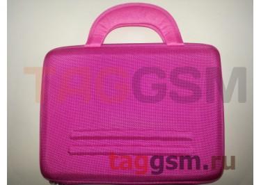Сумка для ноутбука 10 дюймов (малиновый) GL-10
