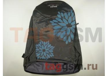 Рюкзак для ноутбука (45х32см 15.4 дюйма) серый (F2.3.4) F2.3.4