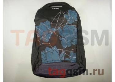 Рюкзак для ноутбука (45х32см 15.4 дюйма) серый (F2.3.3) F2.3.3
