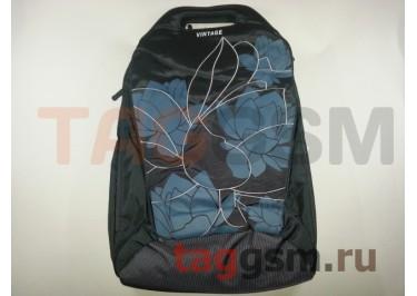 Рюкзак для ноутбука (45х32см 15.4 дюйма) серо-зеленый (F2.6.3) F2.6.3
