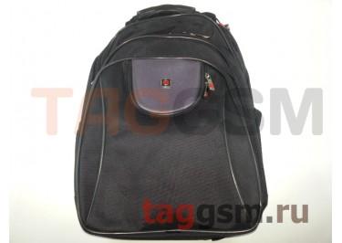 Рюкзак для ноутбука 30х39см (черный) 2575