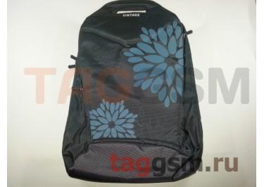Рюкзак для ноутбука (45х32см 15.4 дюйма) серо-зеленый (F2.6.4) F2.6.4