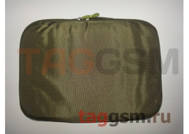 Сумка для ноутбука 10 дюймов (темно-зеленая) FL 10