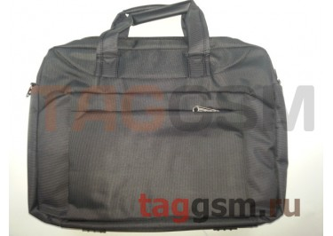 Сумка для ноутбука 40х30см (черная) 8821