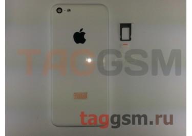 Задняя крышка для iPhone 5C (белый), ориг