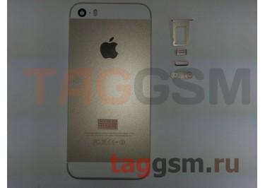 Задняя крышка для iPhone 5S (золото), ориг