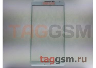 Стекло для Samsung N900 / N9000 / N9005 Galaxy Note 3 (белый)