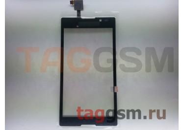 Тачскрин для Sony Xperia C (C2305) (черный)