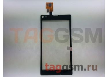 Тачскрин для Sony Xperia L (C2105) (черный)
