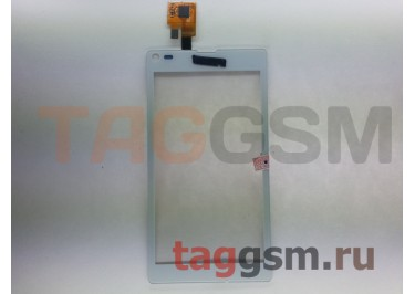 Тачскрин для Sony Xperia L (C2105) (белый)