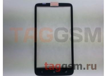 Стекло для HTC One X (G23) (черный)