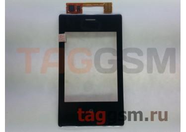 Тачскрин для Nokia 503 Asha Dual (черный)