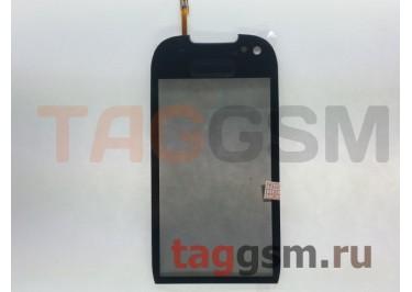 Тачскрин для Nokia 701 (черный)