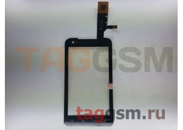Тачскрин для Lenovo A660 (черный)