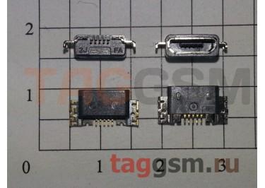 Системный разъем для Nokia 820 (micro-usb), ориг