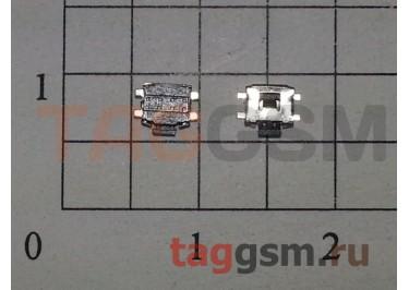 Кнопка (механизм) 4х контактная для Sony EricssonK750