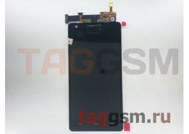 Дисплей для Huawei Honor 3 + тачскрин (черный)