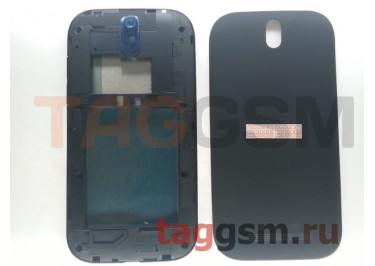 Корпус для HTC One SV (черный) ориг