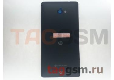 Корпус для HTC Windows Phone 8x (черный)