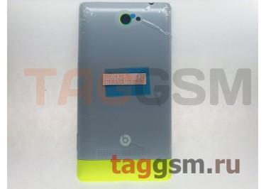 Корпус для HTC Windows Phone 8s (желтый) ориг
