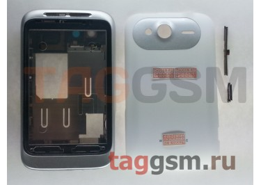 Корпус для HTC Wildfire S + клавиатура (белый) ориг