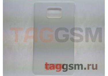 Задняя крышка для Samsung i9100 (белый)
