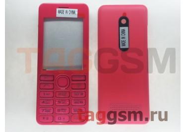 Корпус Nokia 206 (красный)