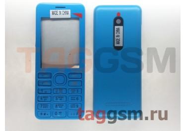Корпус Nokia 206 (синий)