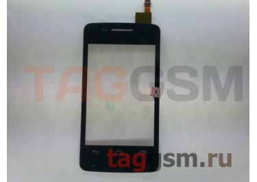 Тачскрин для Alcatel OT4007D Pixi (черный)
