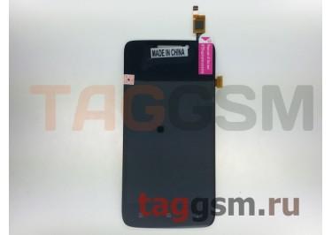 Дисплей для Lenovo S650 + тачскрин (черный)
