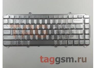 Клавиатура для ноутбука Dell Inspiron 1318 / 1420 / 1520 / 1521 / 1525 / 1526 / 1540 / 1545 / Vostro 500 / 1000 / 1400 / 1500 / XPS M1330 / M1530 (серебро)