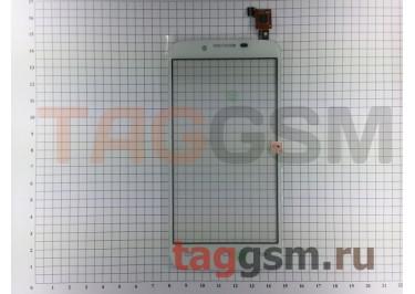 Тачскрин для Explay HD Quad (белый)