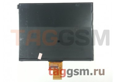 Дисплей для Archos 80 G9  /  DIGMA IDxD8 3G  /  Explay Surfer 8.31 3G  /  IconBIT NetTAB PARUS II  /  Perfeo 8506-IPS  /  Prestigio PMP7280C DUO (CRD080TN01-40NM02)