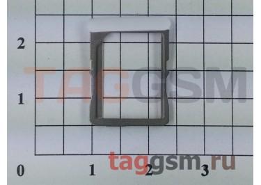 Держатель сим для HTC One X (белый)