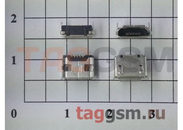 Разъем зарядки для Alcatel OT 810 / 990 / 4010 / 4010D / 4012 / 5035 / 5035D / 6033 (micro USB)