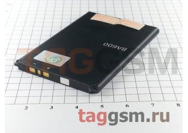 АКБ для Sony-Ericsson BA600 ST25i / Xperia U (тех.упак), ориг