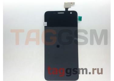 Дисплей для Alcatel OT-6012x Idol mini  + тачскрин (черный)