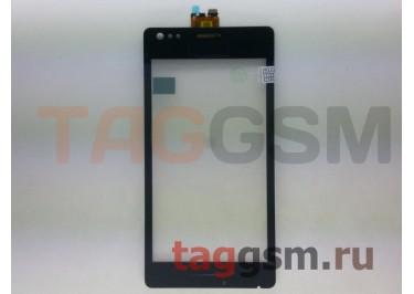 Тачскрин для Sony Xperia M (C1905) (черный), ориг