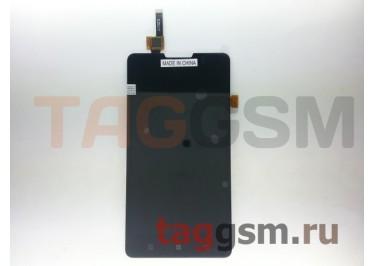 Дисплей для Lenovo P780 + тачскрин (черный)