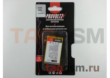 АКБ iPhone 3GS, Provoltz