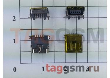 Разъем зарядки Mini USB 5pin