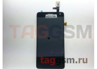 Дисплей для Lenovo S660 + тачскрин (черный)